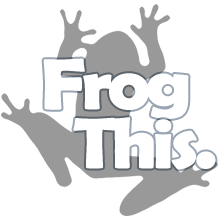 Frog This logo